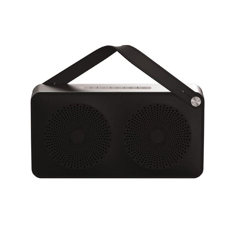Veon Bluetooth Speaker VN21402020 Black/Silver, , hi-res