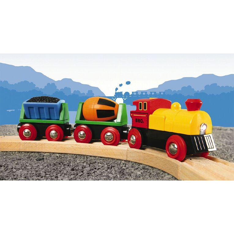 Brio Battery Operated Action Train, , hi-res