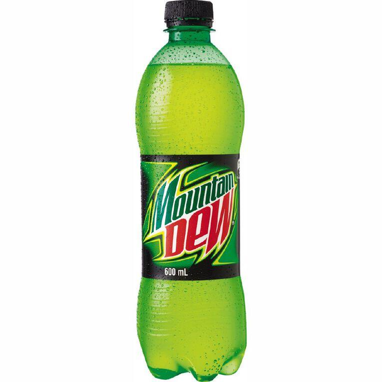 Mountain Dew Drink 600ml, , hi-res