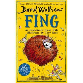 Fing by David Walliams & Tony Ross