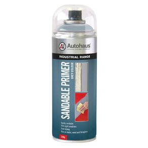 Autohaus Spray Paint Sandable Primer Grey