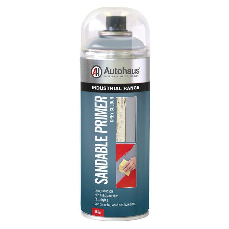 Autohaus Spray Paint Sandable Primer Grey, , hi-res