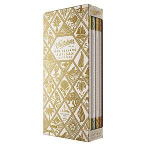 Whittaker's New Zealand Artisan Selection Gift Box 4x 100g