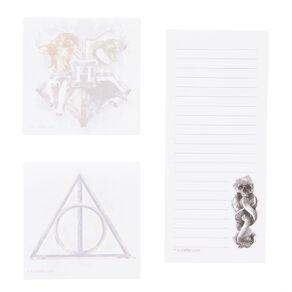 Harry Potter Sticky Notes Set White