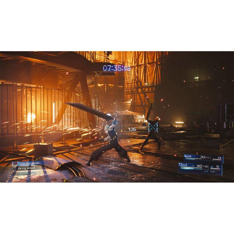 PS5 Final Fantasy VII HD Remake Intergrade, , hi-res