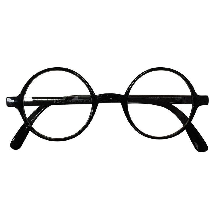 Harry Potter Glasses Black One Size, , hi-res