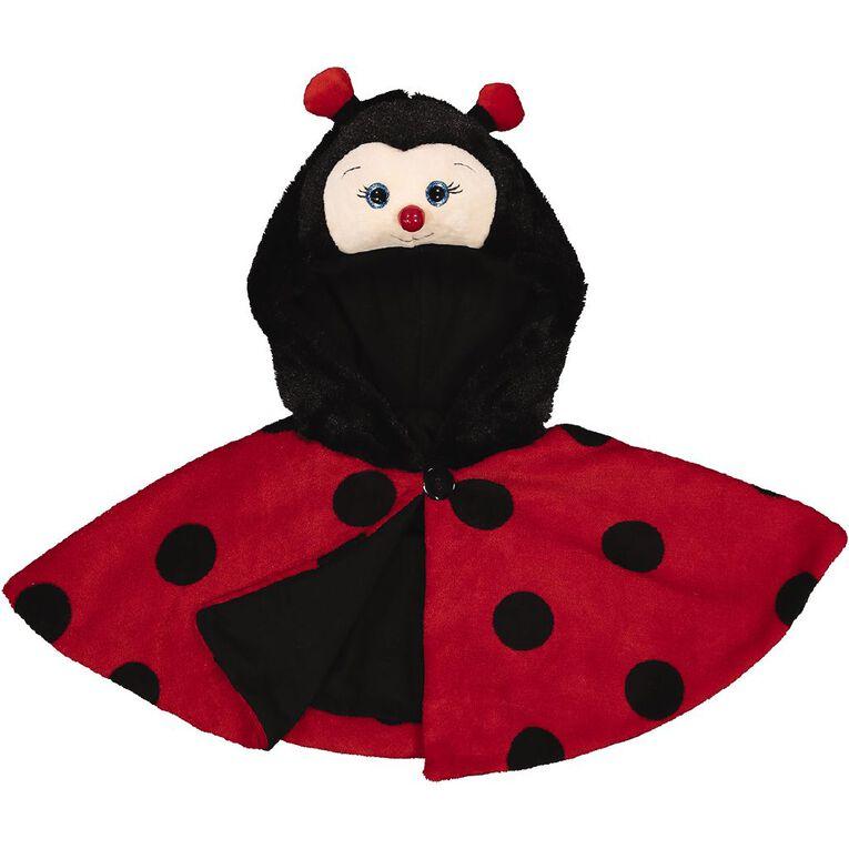 Play Studio Animal Cape Ladybug Size 3-5, , hi-res