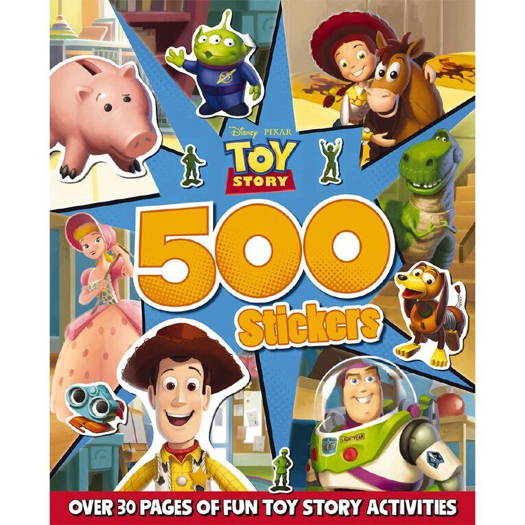 Disney-Pixar: Toy Story 500 Stickers, , hi-res