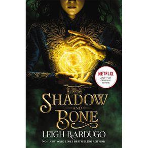 Grisha #1 Shadow & Bone Netflix Tie-In by Leigh Bardugo