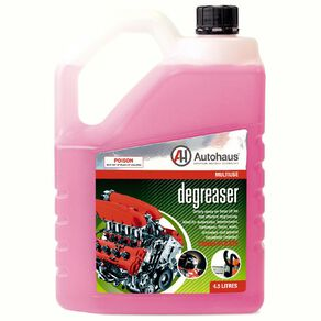 Autohaus Heavy Duty Degreaser 4.5L