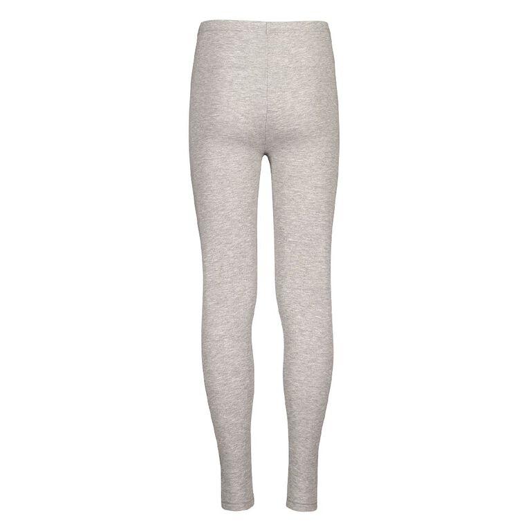 H&H Polyester Viscose Long John Thermal, Grey, hi-res