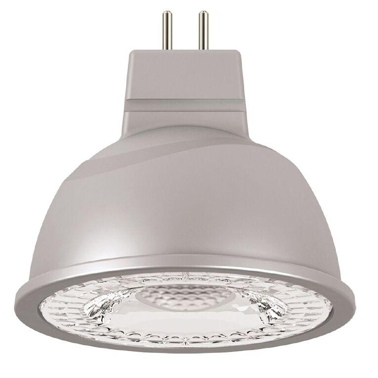 General Electric LED GU5.3 Light Bulb MR16 60Deg 12V Warm White, , hi-res