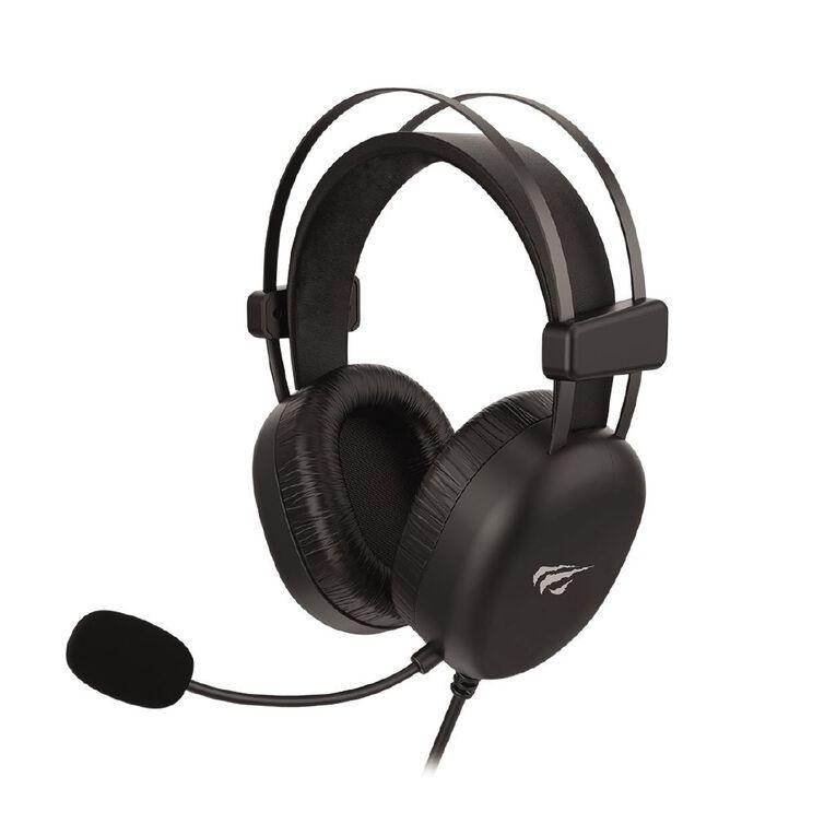 Gamenote 50mm Universal Gaming Headset H2016, , hi-res