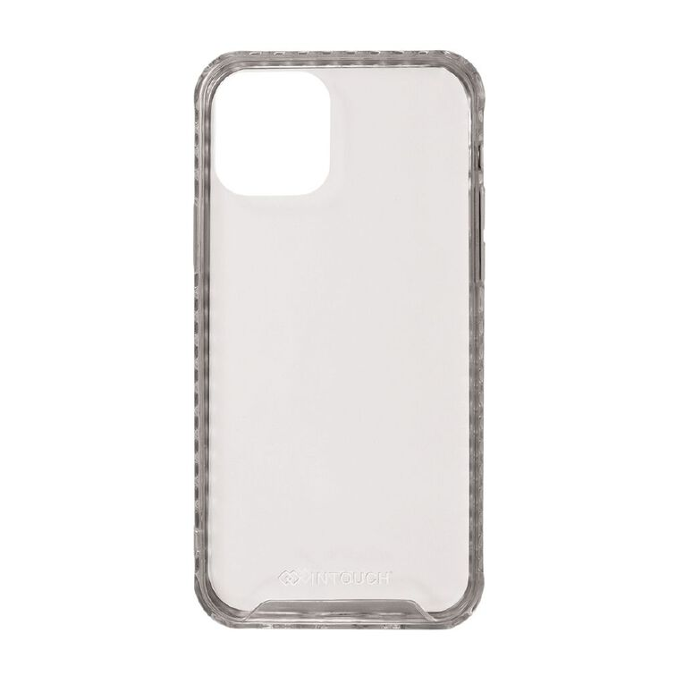 INTOUCH iPhone 12/Pro Vanguard Protection Case Clear Clear, , hi-res