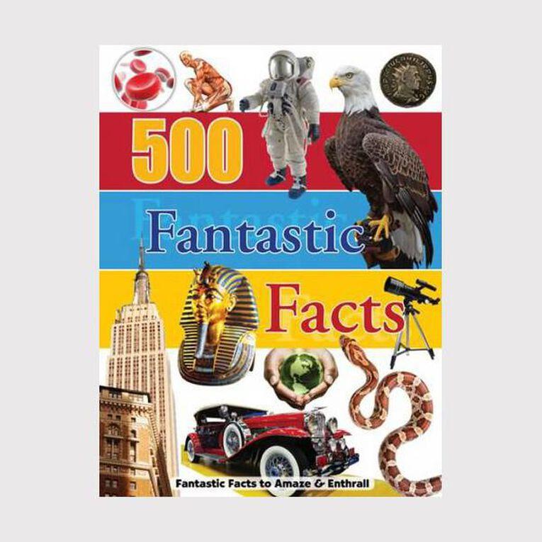 500 Fantastic Facts, , hi-res