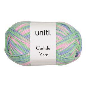Uniti Yarn Carlisle 12 ply Pink Mint 300g
