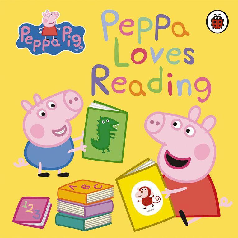Peppa Pig: Peppa Loves Reading, , hi-res