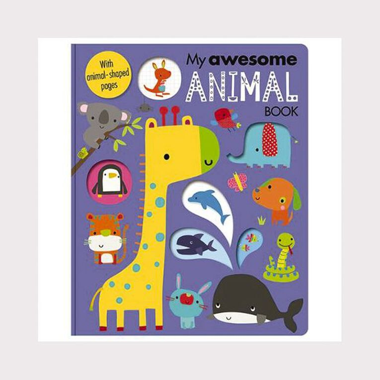 My Awesome Animal Book N/A, , hi-res