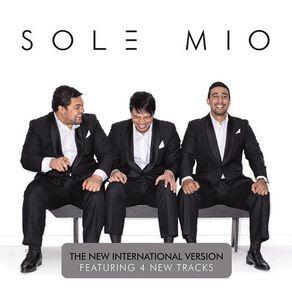 Sol3 Mio (The International Version) CD by Sol3 Mio 1Disc