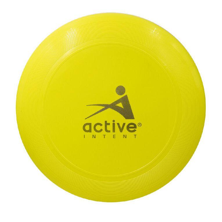 Active Intent Play Frisbee 275mm Assorted, , hi-res