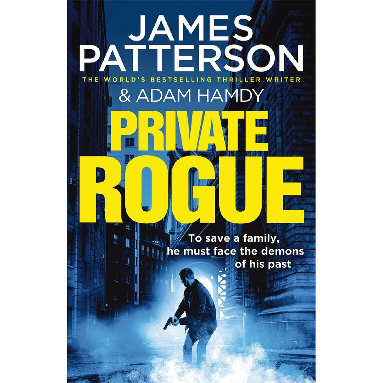 Private Rogue by James Patterson N/A, , hi-res