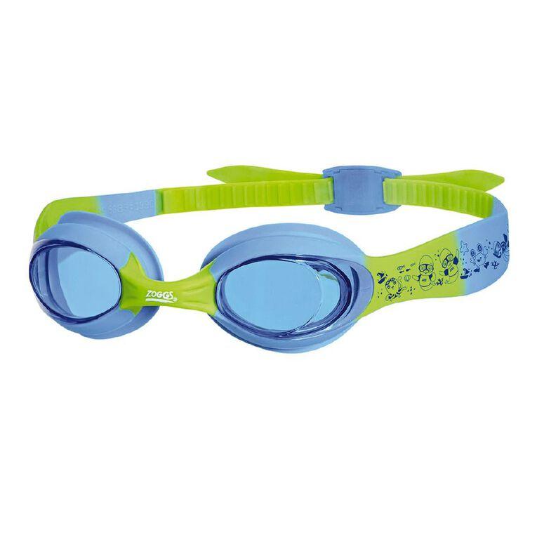 Zoggs Little Twist Blue, , hi-res