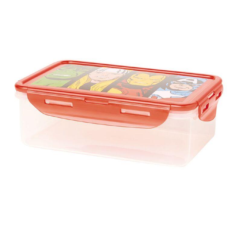 Marvel Lunch Box & Bottle Set, , hi-res