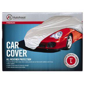 Autohaus Car Cover Large