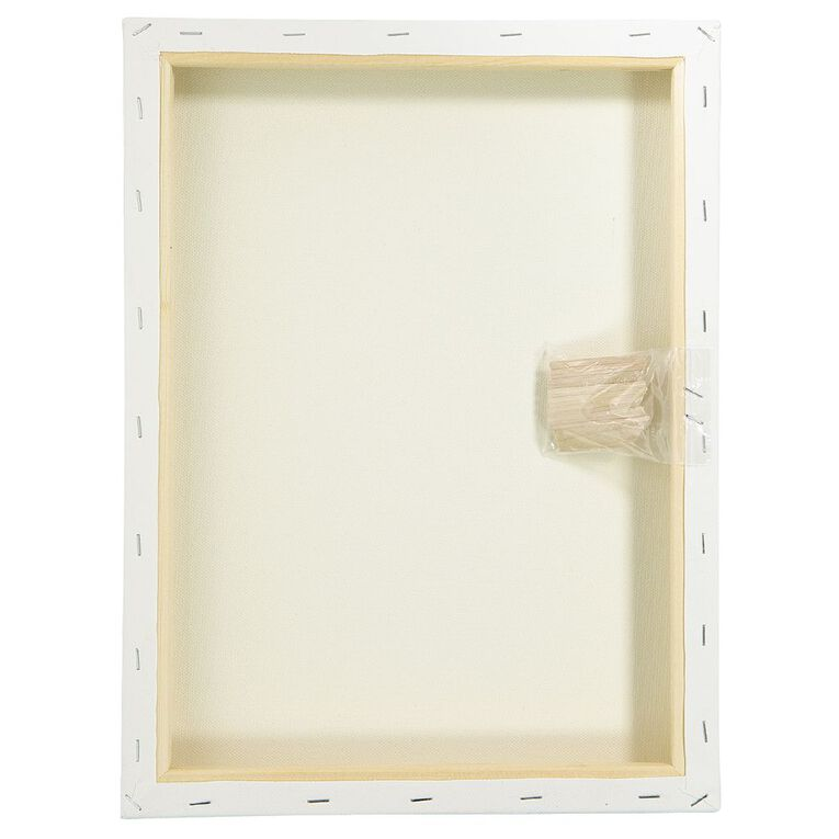 Uniti Platinum Canvas 12x16 Inches 380Gsm, , hi-res