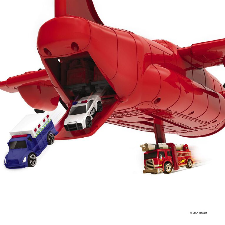 Micro Machines Cargo Transporter, , hi-res