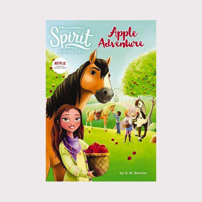 DreamWorks Spirit Riding Free: Apple Adventure! by GM Berrow, , hi-res