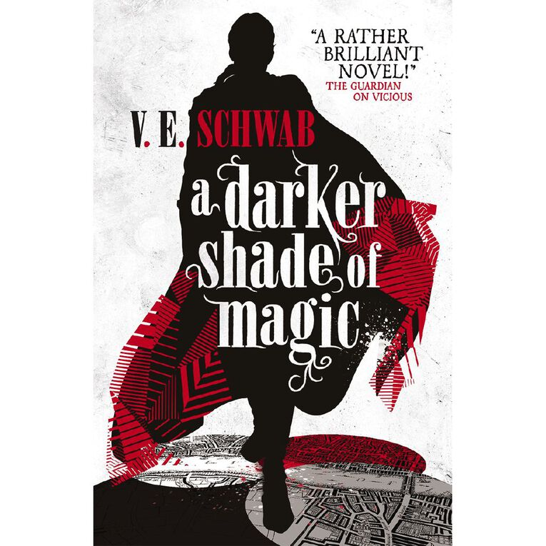 Shades of Magic #1 A Darker Shade of Magic by VE Schwab, , hi-res