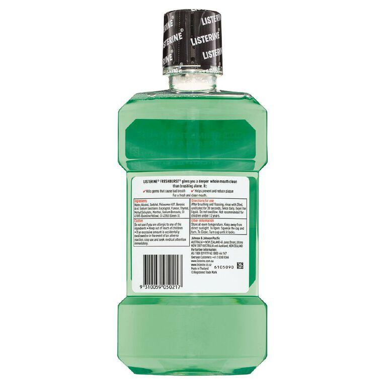 Listerine Freshburst 500ml, , hi-res