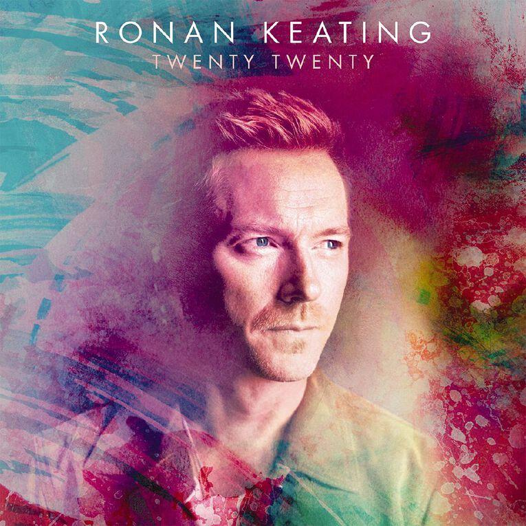 Twenty Twenty CD by Ronan Keating 1Disc, , hi-res