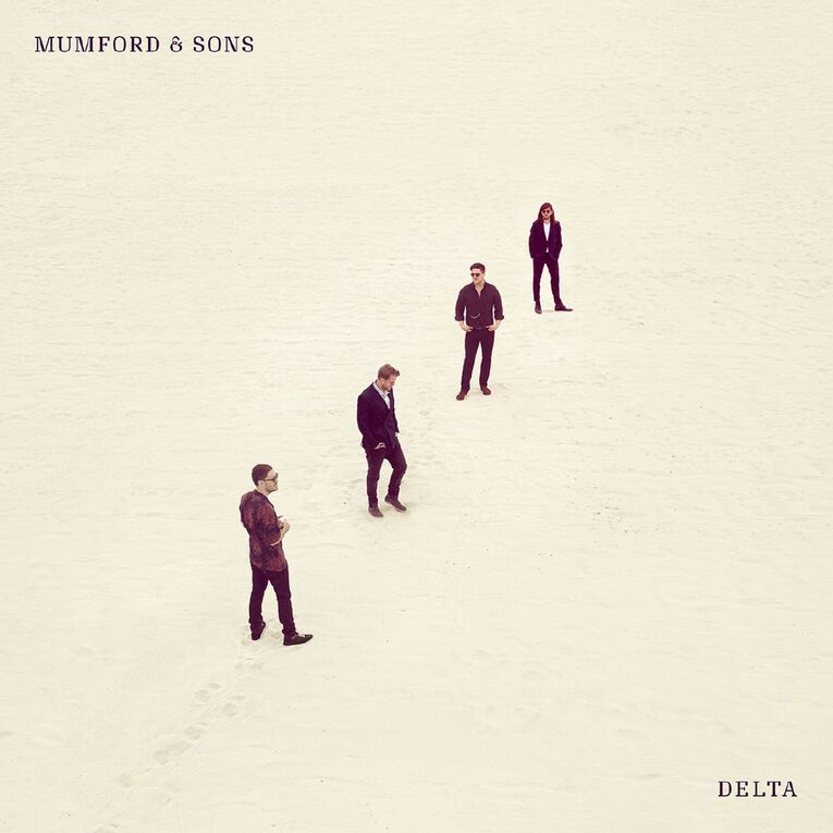 Delta CD by Mumford & Sons 1Disc, , hi-res