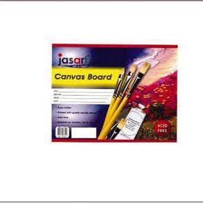 Jasart Canvas Board 12 x 16 White