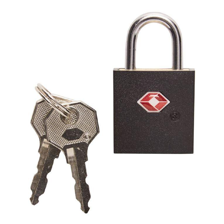 Intrepid TSA Lock 2 Pack, Black, hi-res image number null