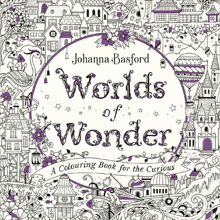 Worlds of Wonder by Johanna Basford, , hi-res