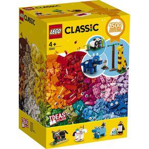 LEGO Classic Bricks and Animals 11011