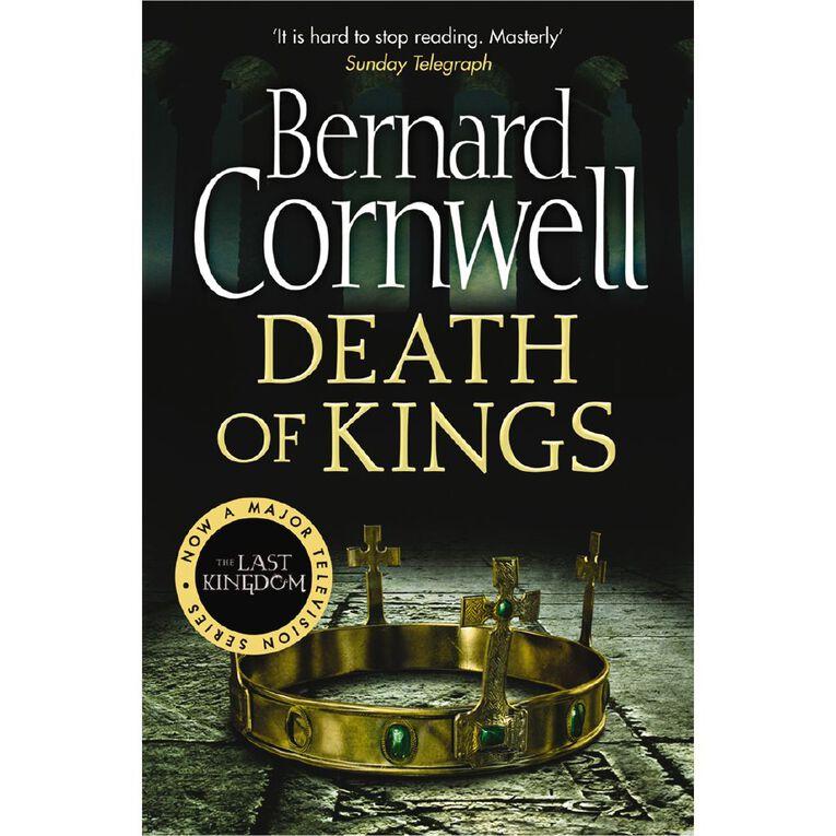 Last Kingdom #6 Death of Kings by Bernard Cornwell, , hi-res