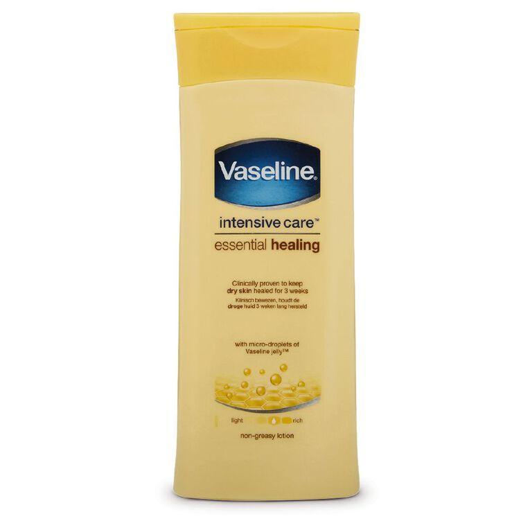 Vaseline Essential Healing Body Lotion 400ml, , hi-res