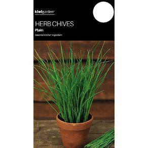 Kiwi Garden Herb Chives Plain