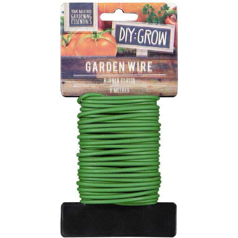 Kiwi Garden Rubber Coated Garden Tie 8m, , hi-res