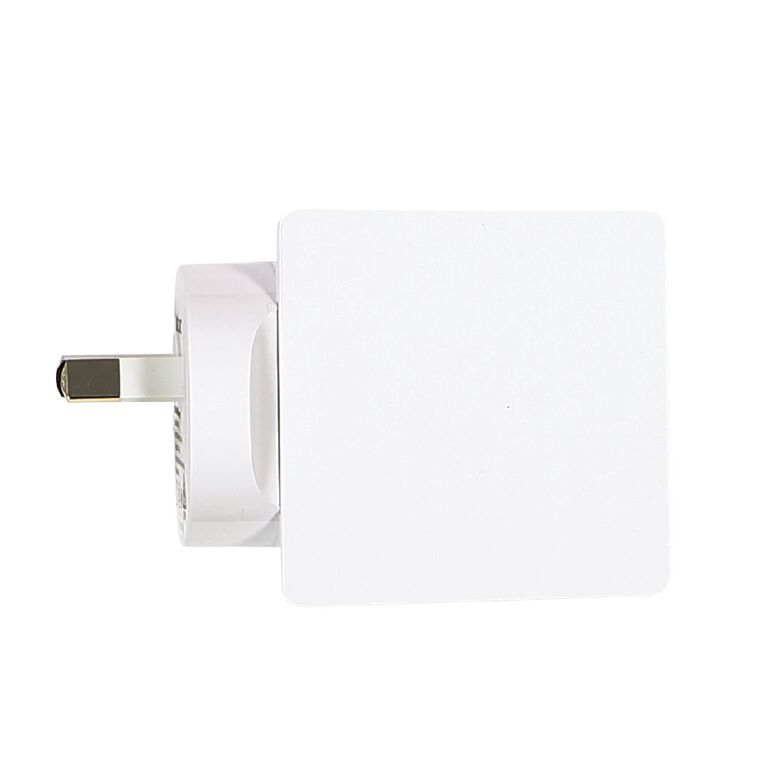 Tech.Inc Quad USB Wall Charger 4.8A White, , hi-res
