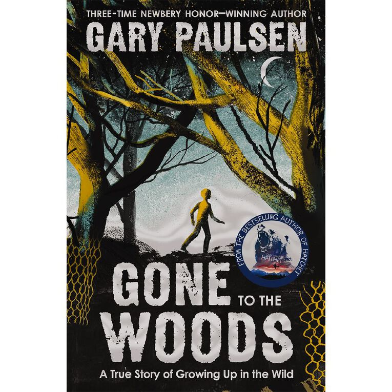 Gone to the Woods by Gary Paulsen, , hi-res