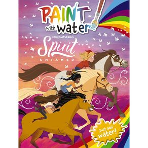 Spirit Untamed: Paint with Water