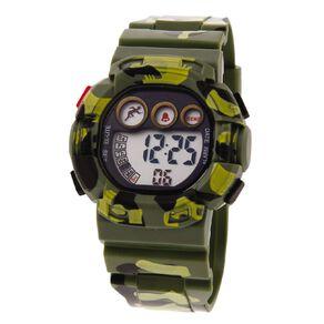 Active Intent Men's Sports Digital Watch