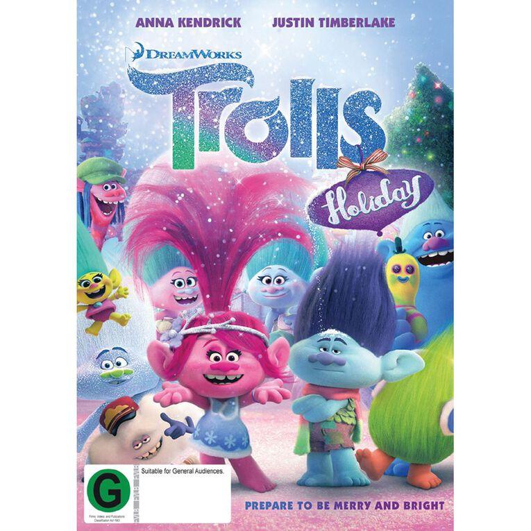 Trolls Holiday Special DVD 1Disc, , hi-res