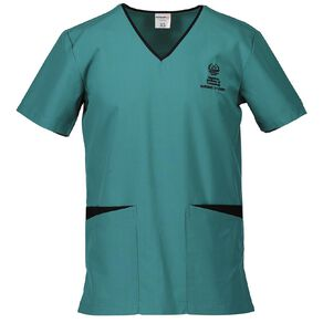 Schooltex Manukau Institute of Technology Unisex Smock with Embroidery