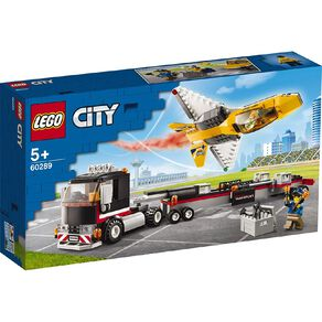 LEGO City Airshow Jet Transport 60289